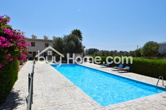 Town house for sale in Potamos Germasogeias, Limassol, Cyprus