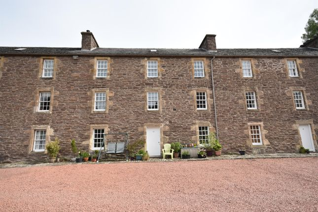Thumbnail Town house for sale in 12 Long Row, New Lanark