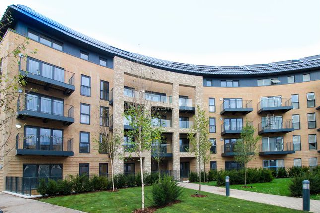 Thumbnail Flat for sale in Unwin Way, Stanmore