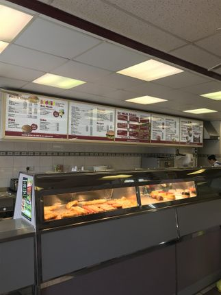 Thumbnail Leisure/hospitality for sale in Fish & Chips DE11, Derbyshire