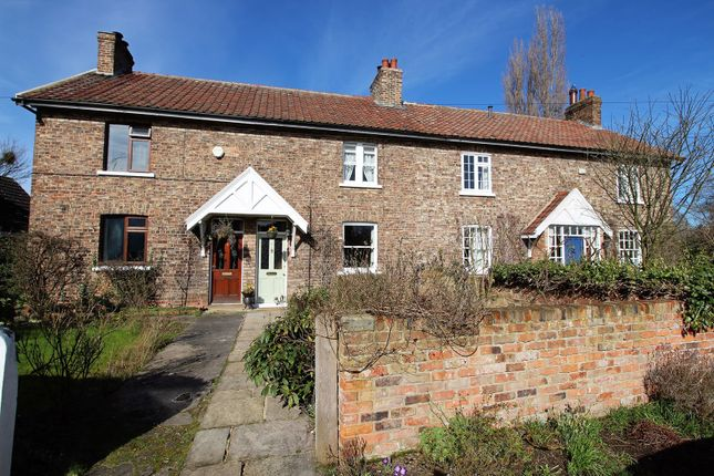 Thumbnail Terraced house for sale in Springfield Terrace, Tockwith York