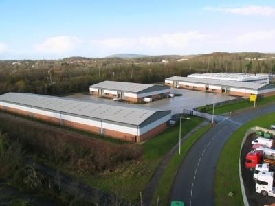 Thumbnail Industrial to let in Cedar Court, Halesfield 17, Telford, Shropshire