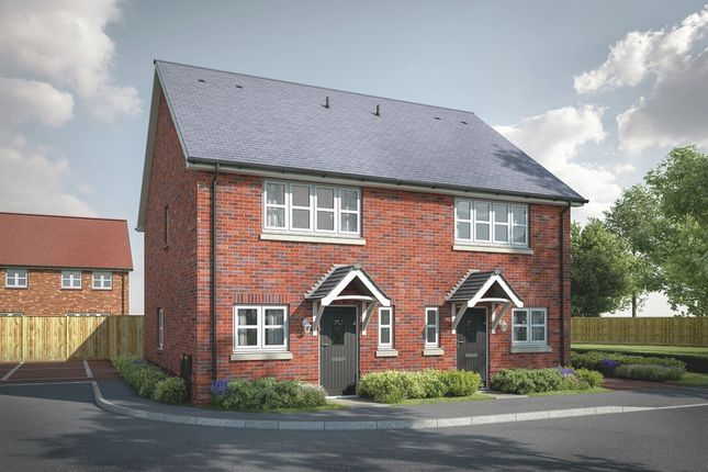 Thumbnail Semi-detached house for sale in Rocky Lane, Haywards Heath