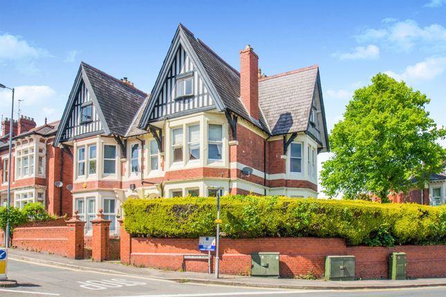 Thumbnail Semi-detached house for sale in Fields Park Road, Newport