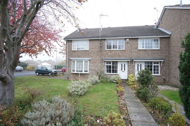 Thumbnail Terraced house to rent in New Park Avenue, Farsley, Leeds