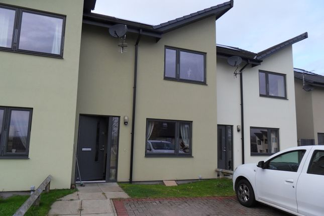 Thumbnail 2 bed terraced house for sale in Woodlands Drive, Newton Stewart