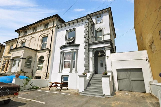 Thumbnail End terrace house for sale in Folkestone Road, Dover, Kent