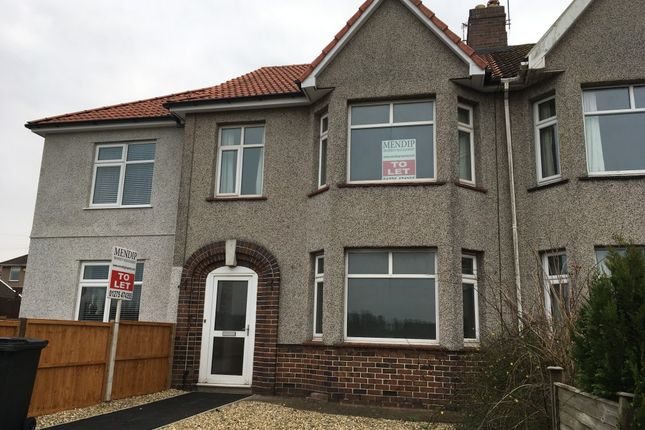 Thumbnail Terraced house to rent in Southmead Road, Filton, Bristol