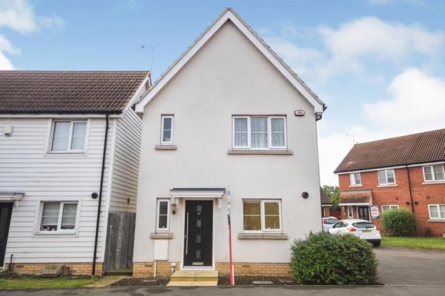 Thumbnail Detached house for sale in Montague Street, Basildon