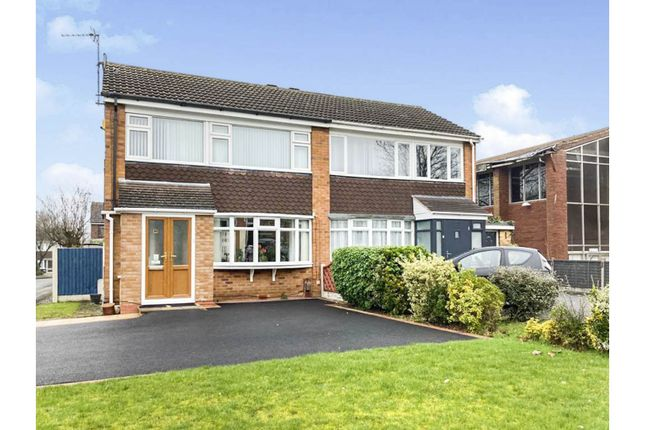 3 bed semi-detached house for sale in St. Leonards Close, Birmingham B37