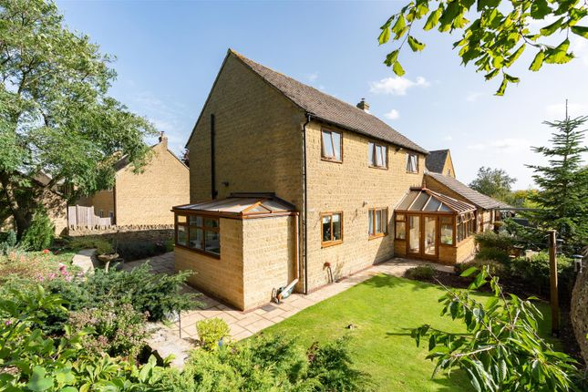 Rear View of Orchard Rise, Longborough, Gloucestershire GL56