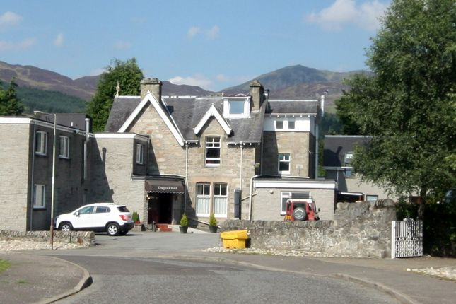 Thumbnail Hotel/guest house for sale in Craigvrack, West Moulin Road, Pitlochry, Perthshire