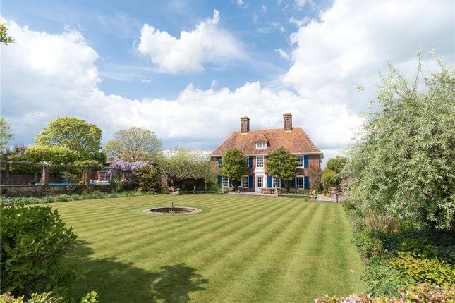 Thumbnail Detached house for sale in Godwyn Road, Folkestone, Kent