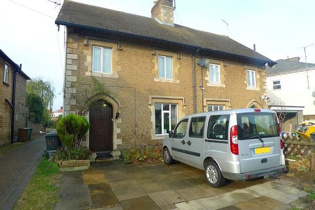 3 bed semi-detached house for sale in London Road, Peterborough, Cambridgeshire.