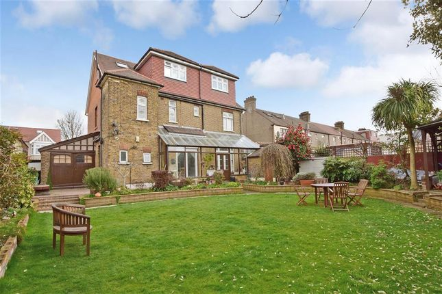 Thumbnail Link-detached house for sale in Strathfield Gardens, Barking, Essex