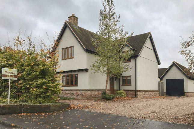 Thumbnail Detached house to rent in Hand Lane, Sawbridgeworth