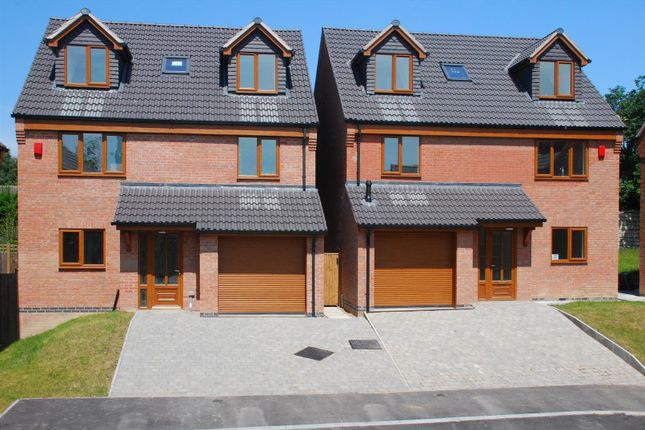 Thumbnail Detached house to rent in Maple Close, Storth Lane, South Normanton