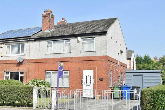 Thumbnail Semi-detached house to rent in Tennyson Avenue, Leigh, Lancashire