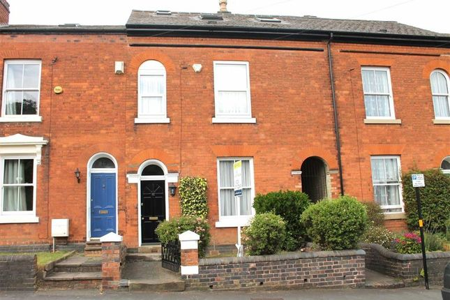 Thumbnail Terraced house for sale in St. Johns Road, Harborne, Birmingham