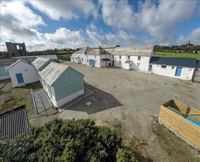 Office to let in Offices And Workspaces At, King Edward Mine, Troon, Camborne, Cornwall