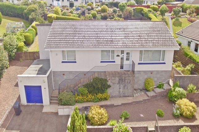 Thumbnail Detached bungalow for sale in Holroyd Road, Kirkcudbright