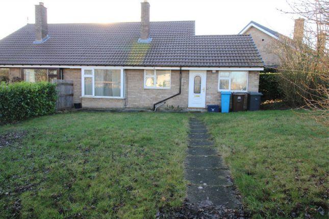 3 bed semi-detached bungalow to rent in Burncross Road, Burncross, Sheffield S35