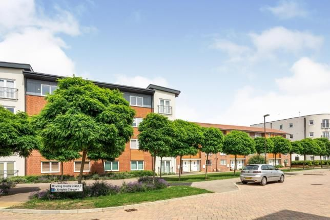 Thumbnail Flat for sale in Knights Crescent, 9 Bletchley, Milton Keynes, Buckinghamshire