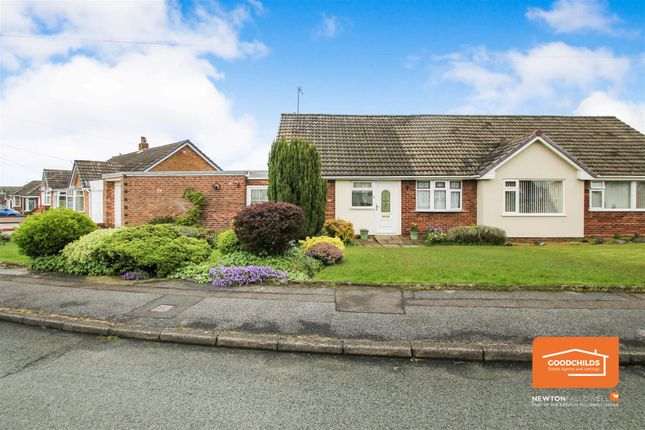 Thumbnail Semi-detached bungalow for sale in Kinver Crescent, Aldridge, Walsall