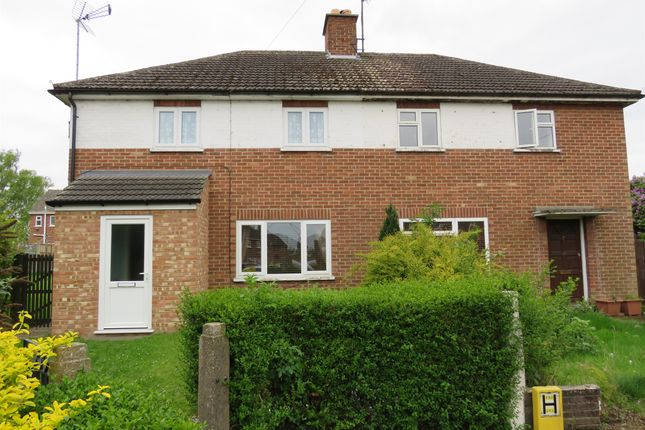 Thumbnail Semi-detached house for sale in Balmoral Road, Gaywood, King's Lynn