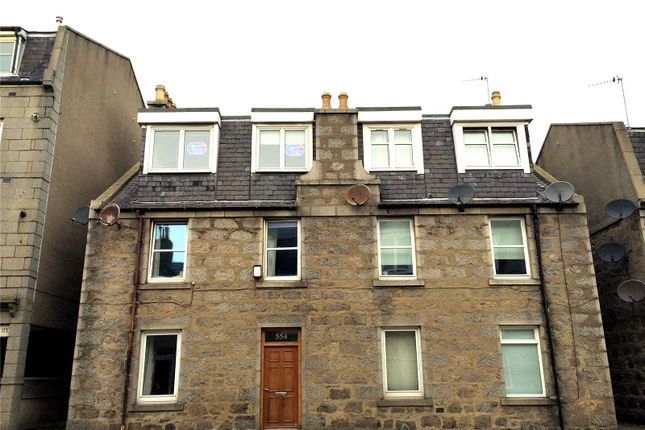 3 bed flat to rent in 552 Great Western Road, Aberdeen AB10
