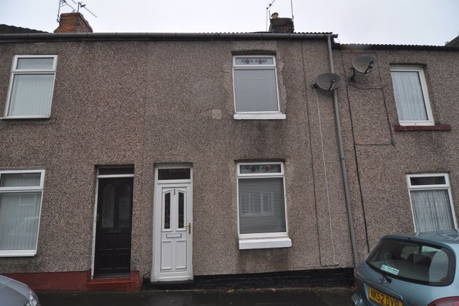 Thumbnail Terraced house to rent in Edward Street, Spennymoor
