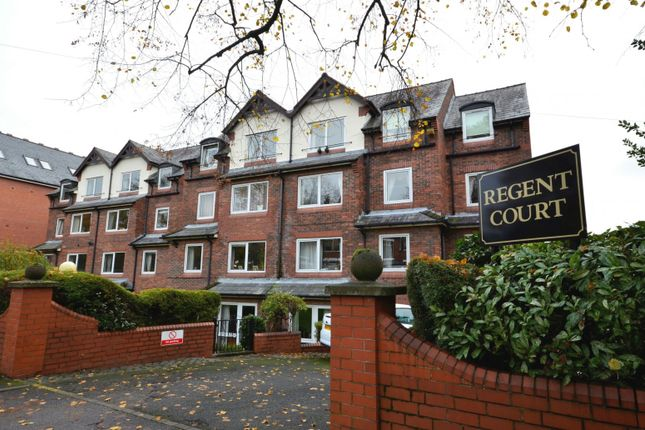 1 bed flat for sale in Regent Court, Groby Road, Altrincham WA14