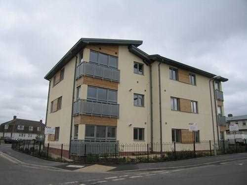 Thumbnail Flat to rent in Langcliffe Court, Wroughton Drive, Bristol