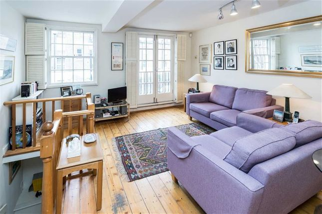 Thumbnail Mews house for sale in Royal Crescent Mews, London