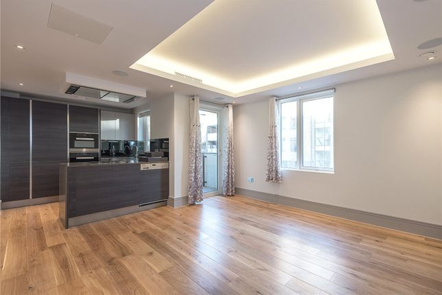 Thumbnail Flat for sale in Benjamin House, Cecil Grove, London