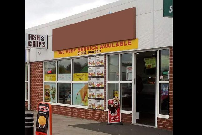 Thumbnail Restaurant/cafe for sale in Shandwick Court, Cairngorm Drive, Sinfin, Derby