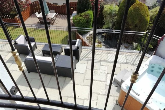 View Of Patio of Ocean View, Pendine, Carmarthen SA33