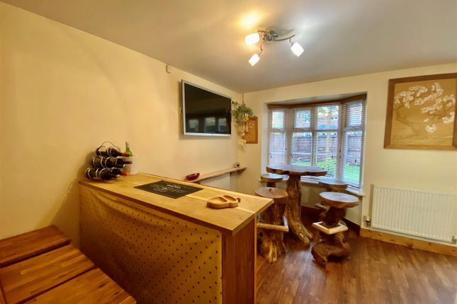 Dining Bar of Whitington Close, Little Lever, Bolton BL3