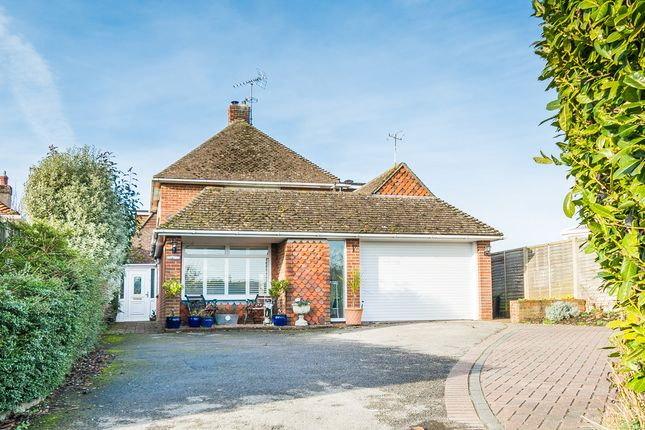 Thumbnail Detached house for sale in Church Lane, Eastergate, Chichester