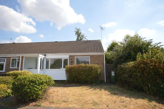 Thumbnail Bungalow for sale in Walnut Way, Countesthorpe, Leicester