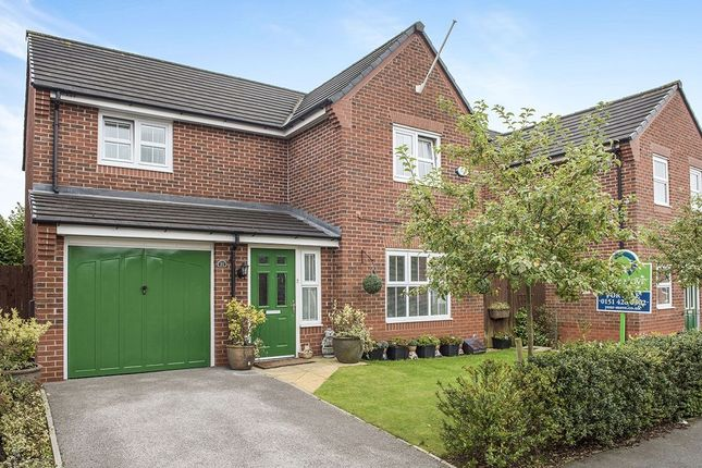 Thumbnail Detached house for sale in Layton Way, Prescot
