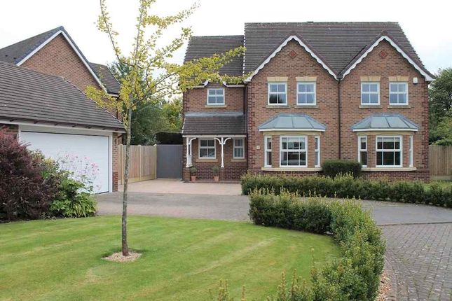 Thumbnail Detached house to rent in Coniston Close, Alderley Edge