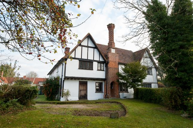 Thumbnail Detached house for sale in The Street, Gosfield, Halstead