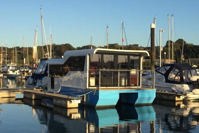 Thumbnail Houseboat for sale in The Yacht Harbour, Ford Road, Newhaven