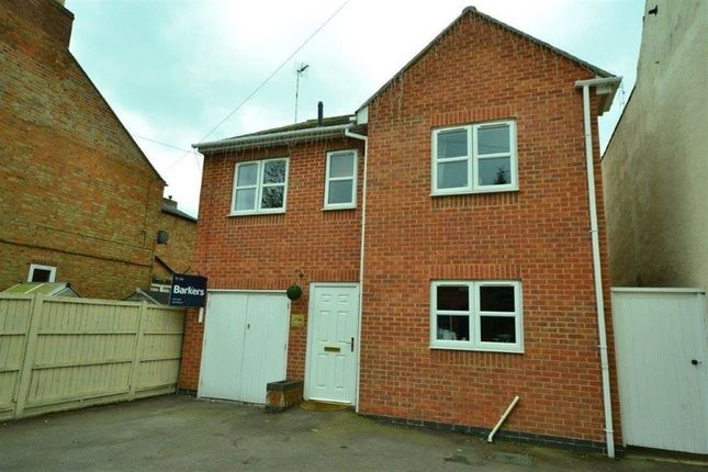 Thumbnail Detached house to rent in Rawson Street, Enderby, Leicester