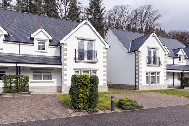 Thumbnail Flat for sale in River Court, Invergarry, Highland