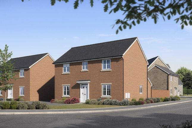"Thumbnail Detached house for sale in ""The Whitmore"" at Abergavenny Road, Gilwern, Abergavenny"