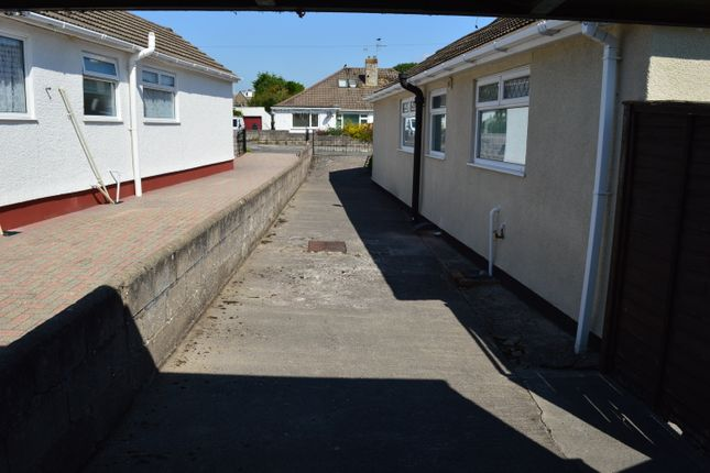 Long Driveway of Fairfield Rise, Llantwit Major CF61
