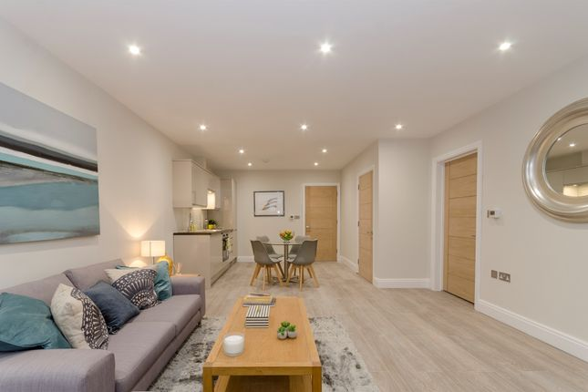 Thumbnail Flat for sale in Lawn Road, Southampton