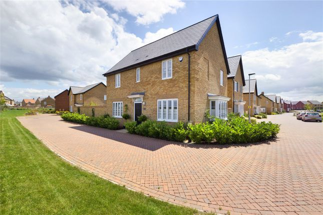 Thumbnail Detached house for sale in Soundy Paddock, Biggleswade